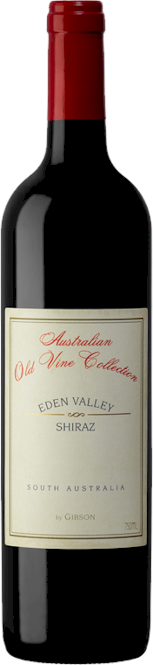 Gibson Old Vine Eden Valley Shiraz