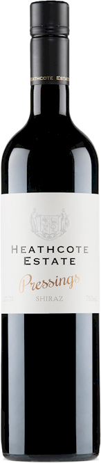 Heathcote Estate Pressings Shiraz
