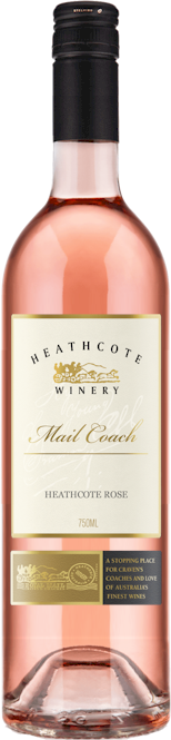 Heathcote Winery Mail Coach Rose
