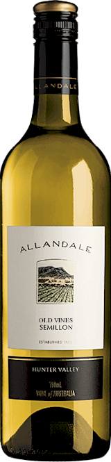 Allandale Old Vines Semillon