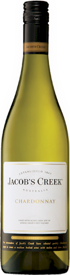 Jacobs Creek Chardonnay 2012 - Buy