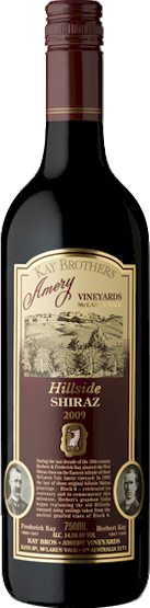 Kay Brothers Hillside Shiraz 2014