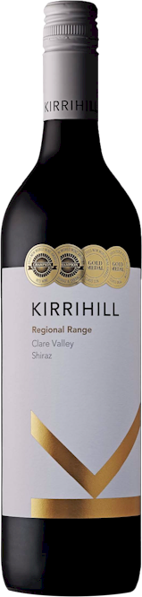 Kirrihill Clare Valley Shiraz 2015
