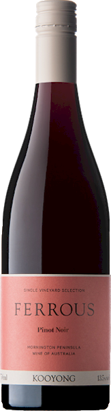 Kooyong Estate Ferrous Vineyard Pinot Noir 2014