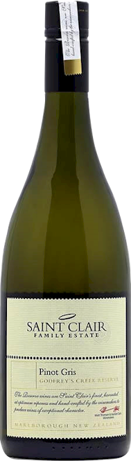 Saint Clair Godfreys Creek Reserve Pinot Gris