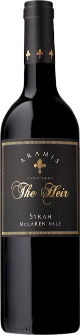 Aramis The Heir Single Block Syrah