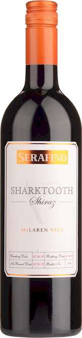 Serafino Sharktooth Shiraz