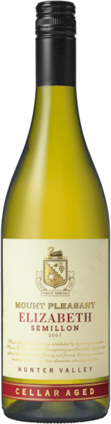 Mount Pleasant Elizabeth Semillon Cellar Release