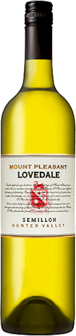 Mount Pleasant Lovedale Vineyard Semillon 2010