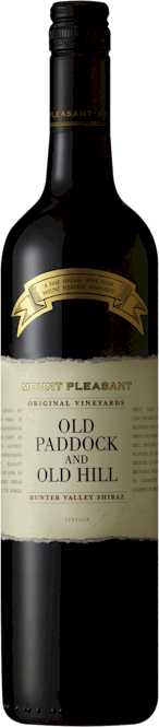 Mount Pleasant Old Paddock Old Hill Shiraz 2017 - Buy
