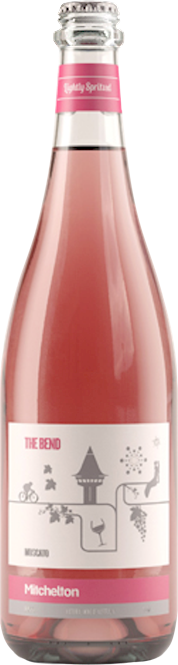 Mitchelton The Bend Pink Moscato