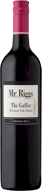 Mr Riggs Gaffer Shiraz 2015