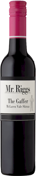 Mr Riggs Gaffer Shiraz 375ml