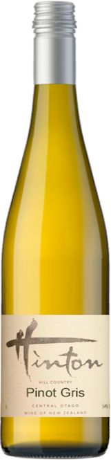 Hinton Hill Country Pinot Gris
