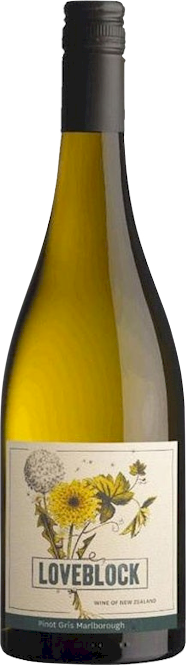 Loveblock Marlborough Pinot Gris