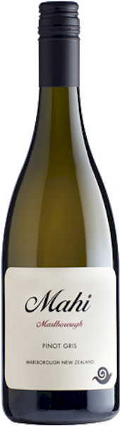 Mahi Marlborough Pinot Gris 2015