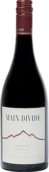 Main Divide Pinot Noir 2013
