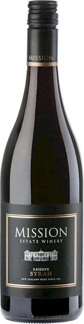 Mission Estate Reserve Syrah