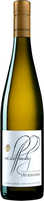 Mt Difficulty Bannockburn Dry Riesling