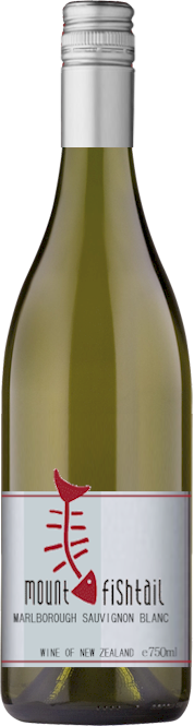 Mt Fishtail Marlborough Sauvignon Blanc 2015