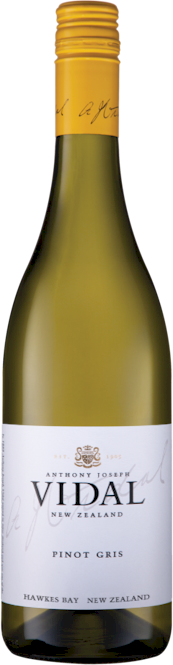 Vidal Estate Pinot Gris