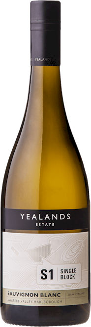 Yealands S1 Single Block Sauvignon Blanc 2016