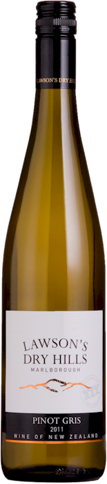 Lawsons Dry Hills Pinot Gris 2014
