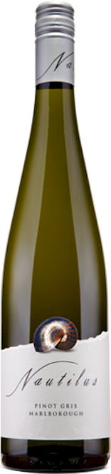 Nautilus Marlborough Pinot Gris 2015