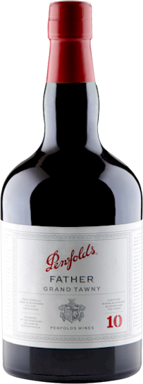 Penfolds Father 10 Years Grand Tawny