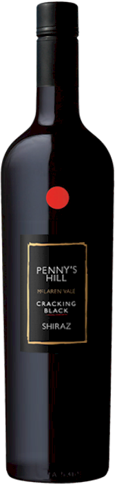Pennys Hill Cracking Black Shiraz