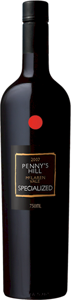 Pennys Hill Specialized Cabernet Shiraz Merlot 2015