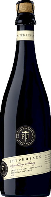 Pepperjack Sparkling Shiraz
