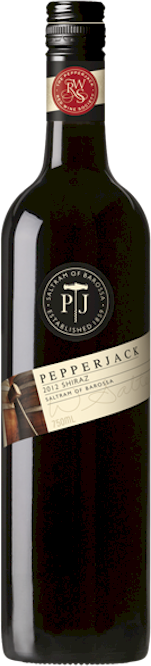 Pepperjack Barossa Shiraz 2016
