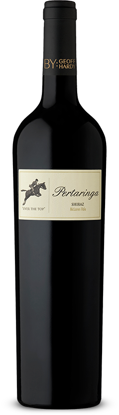 Pertaringa Over the Top Shiraz