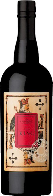Peter Lehmann The King Vintage Port
