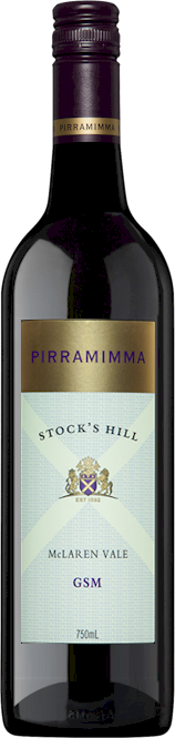 Pirramimma Stocks Hill Grenache Shiraz Mourvedre