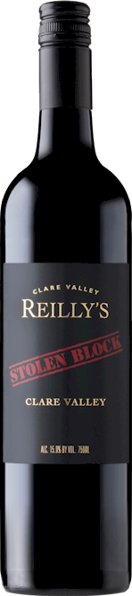 Stolen Block Watervale Shiraz 2015