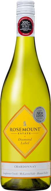 Rosemount Diamond Label Chardonnay 2015
