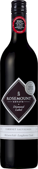 Rosemount Diamond Label Cabernet