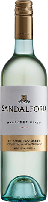 Sandalford Margaret River Classic Dry White