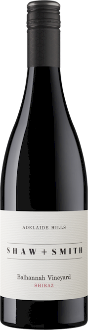Shaw Smith Balhannah Vineyard Shiraz 2014