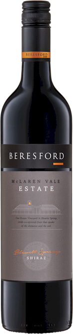 Beresford Estate Shiraz