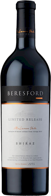 Beresford Limited Release Shiraz