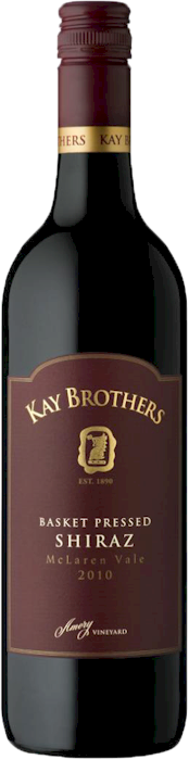 Kay Brothers Basket Pressed Shiraz 2015