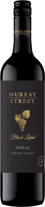 Murray Street Black Label Barossa Shiraz 2012