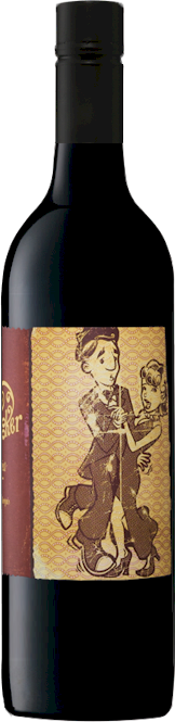 Mollydooker Two Left Feet Cabernet Merlot Shiraz 2016