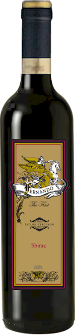 Fernando The First Shiraz 2015