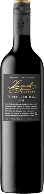 Langmeil Three Gardens GSM 2016
