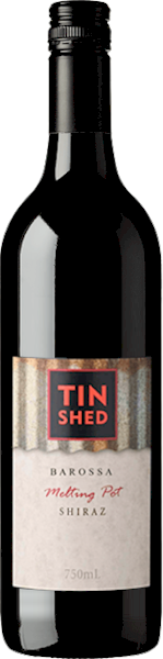 Tin Shed Melting Pot Shiraz