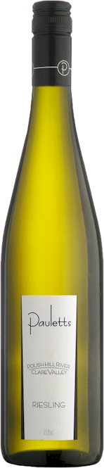 Pauletts Polish River Hill Riesling